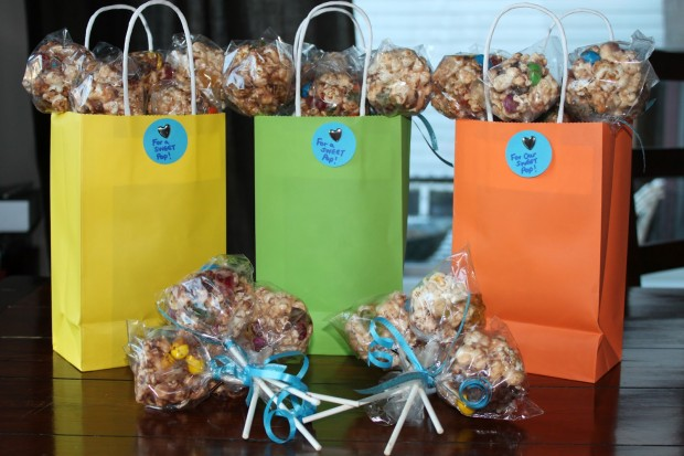 Popcorn Pops for the Sweet Pop(s) in Your LIfe