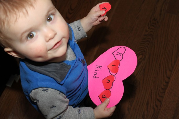 Valentine's Letter Hunt