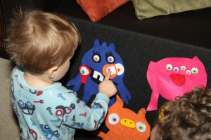 Felt Monsters 9