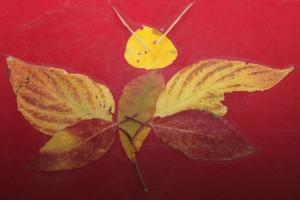 Leaf Man Art 24