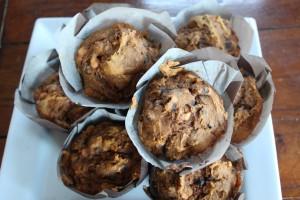 Pumpkin Spice Muffins 7