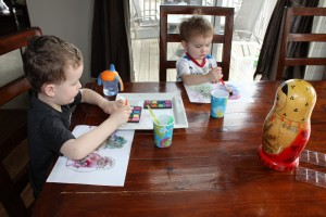 Learning with Russian Matryoshka Dolls 5