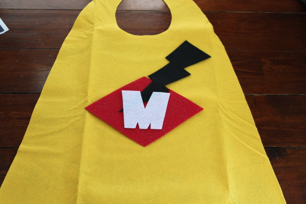 DIY Superhero Capes and Masks