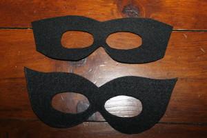 DIY Superhero Masks 1