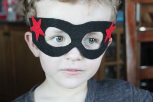 DIY Superhero Masks 7