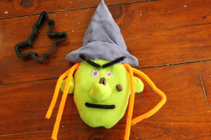 Halloween Playdough 19