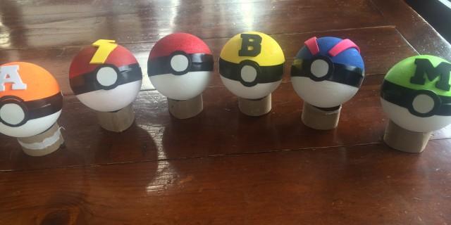 Pokémon: DIY Pokéballs