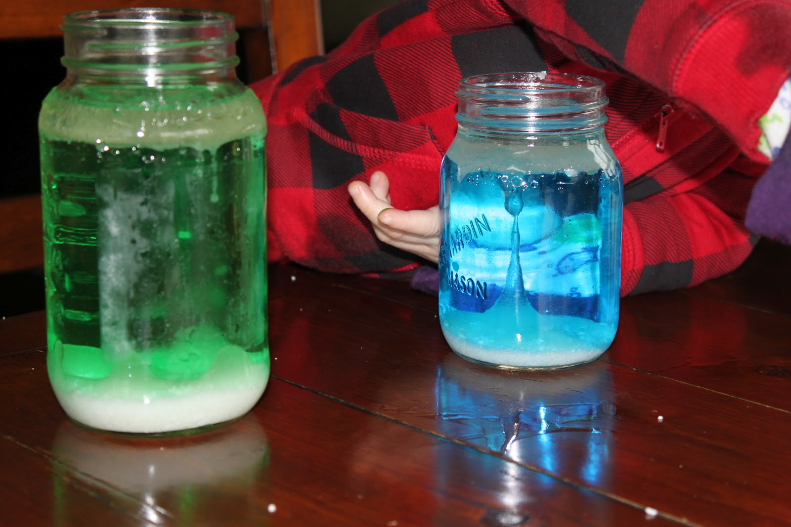 Diy Lava Lamps Busy Bugs