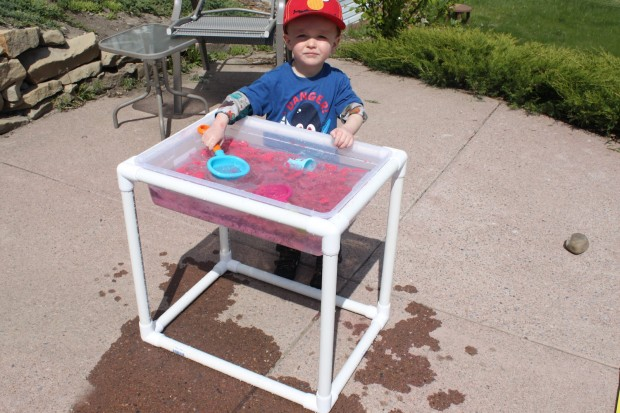 DIY Sensory/ Water-Table