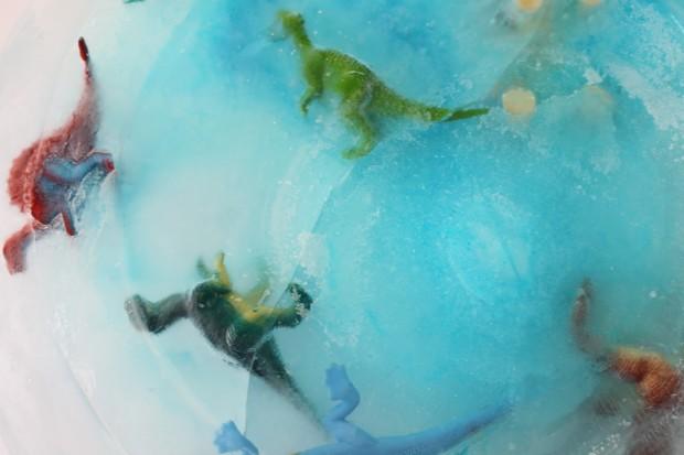Frozen Dinos