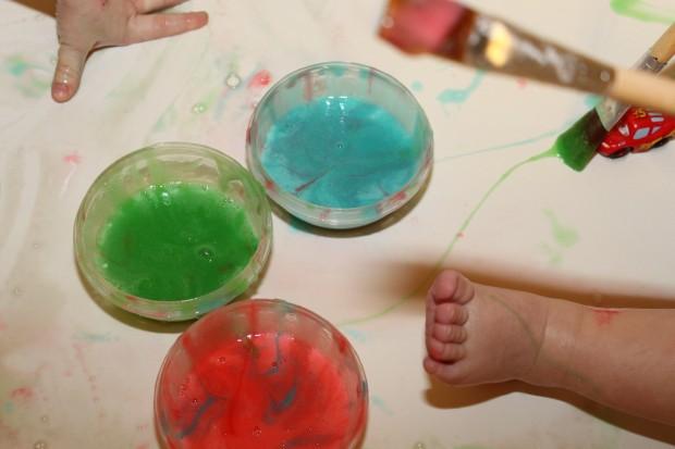 Bath Paints!