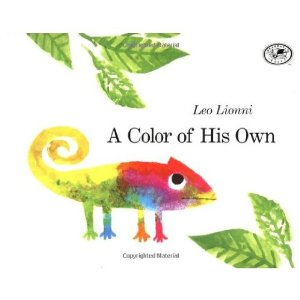 Leo Lionni, A Color of His Own