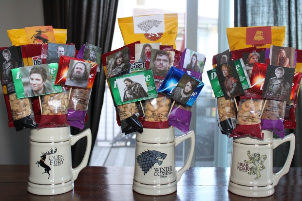 Game of Thrones Broquet