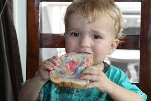 painted toast 20