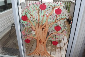 Apple Sight Word Game 1