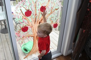Apple Sight Word Game 12
