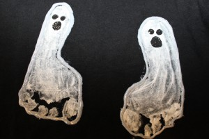 Ghost Footprint Shirts 13