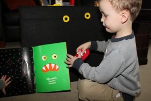 Go Away Big Green Monster 2