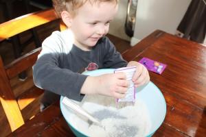 Kool-Aid Play Dough 1