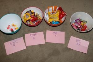 Candy Math 20