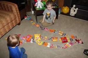Candy Math 4
