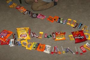 Candy Math 5