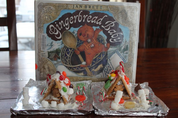 Gingerbread Baby: Simple and Sweet Gingerbread Houses
