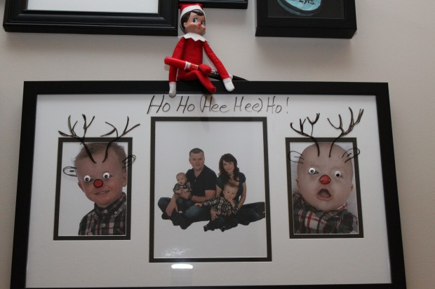 Elf on the Shelf 2013