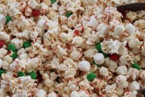 Snowman Christmas Popcorn 6