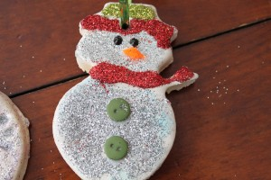 salt dough ornaments 21