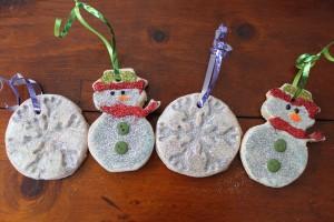 salt dough ornaments 23