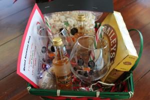 Premixed Eggnog, Snowman Christmas Popcorn, Salt Dough Snowman Ornament/ Gift Tag, Fingerprint Snowman Glasses
