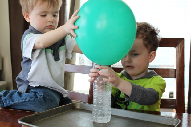 States of Matter Experiments