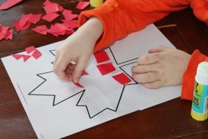 Canada Flag Mosaic 10