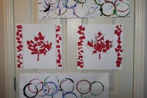 Canada Flag Mosaic 14