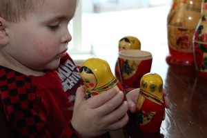 Learning with Russian Matryoshka Dolls 12