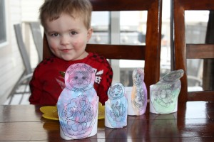 Learning with Russian Matryoshka Dolls 6