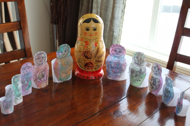 Learning with Russian Matryoshka Dolls