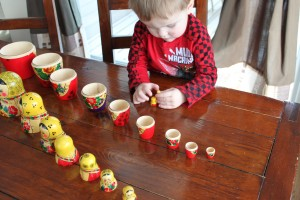 Learning with Russian Matryoshka Dolls 9