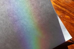 making rainbows 7