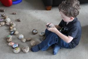 story stones 11