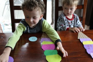 Ice Cream Scoop Math Game 9