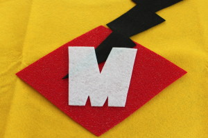 DIY Superhero Capes 6
