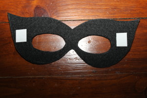 DIY Superhero Masks 2