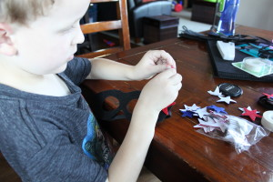 DIY Superhero Masks 6