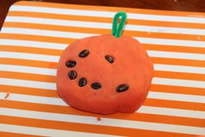 Halloween Playdough 6