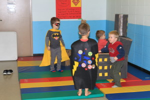 Superhero Party 29