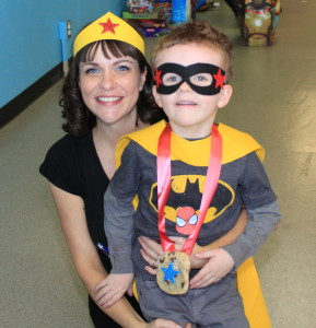 Superhero Party 37