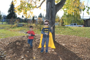 Superhero Party 38
