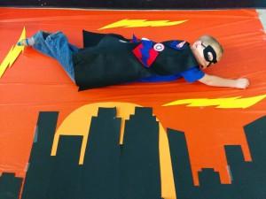 Superhero Party 40